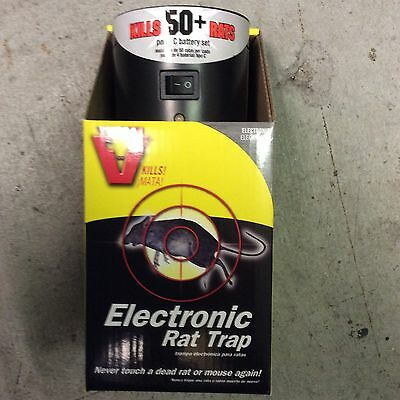 New Victor Electronic Rat and Mouse Trap M240