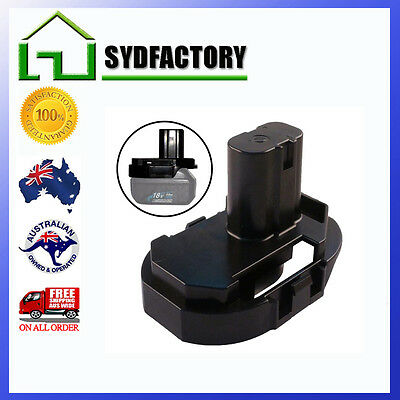 Battery Adapter For MAKITA BL1830 5036DB Li-ion 3A 4.0Ah to 18V Tool 1822 1835
