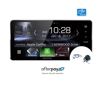 Kenwood DDX917WS 7″ All In One Multimedia + Apple CarPlay & Android Auto – Su...