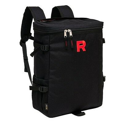 New Premium Pokemon Center Limited Backpack SECRET TEAMS R JAPAN Free Shipping