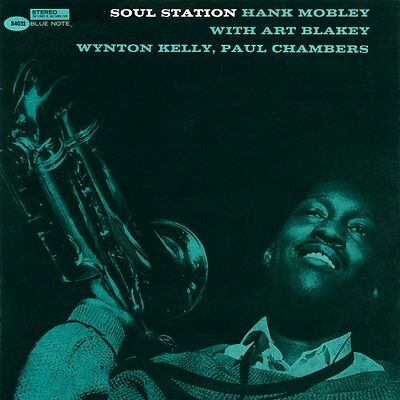 /47264156/ Hank Mobley - Soul Station [2  x  LP Vinilo] Blue Note Nuevo