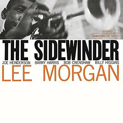 /52312301/ Lee Morgan - The Sidewinder [1  x  LP Vinilo] Universal Nuevo
