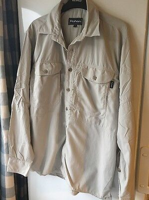 **Rohan hiking shirt S**