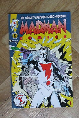 Madman Comics #1 Very Fine/near Mint (W7)