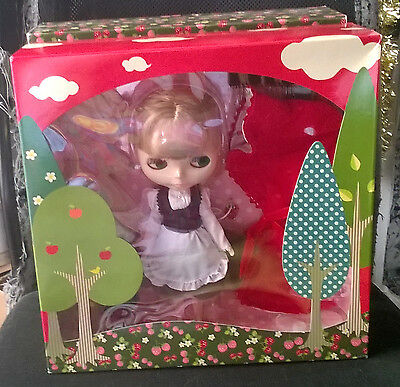 Poupée neo Blythe doll BLACK BERRY BUSH cwc limited edition tomy neuve new nrfb