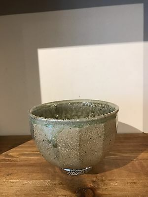 Phil Rogers Welsh Studio Pottery Green Bowl