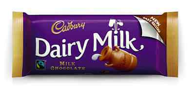 CADBURY DAIRY MILK - Chocolate from Ireland