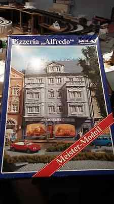 Pola Alfredo Pizzeria Master Model HO scale Unbuilt kit BNIB
