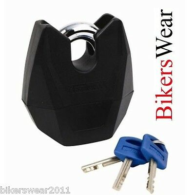 OXFORD Monster XL Padlock Ultra Strong Motorcycle Disc Lock