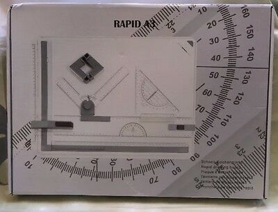 Rapid A3 & A4 Drawing Board