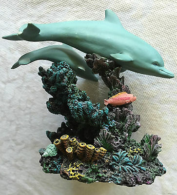 "Lassen ""The Sea of Tranquility"" No. 9831 Westland Dolphin Figurine"