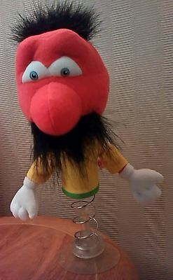 "~L@@k~ 12"" Zebedee On Spring The Magic Roundabout Soft Toy ***free Uk P&p***"