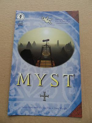 Myst  0 .  American Entertainment Exclusive -  Dark Horse 1997 -   VF NM