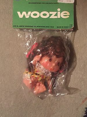 Vintage Doll WOOZIE Sweet Things New In Package 1970s doll Lot of 2
