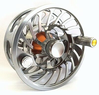 Forged® Royale Saltwater/Spey Reel - New Condition - 5/6 Weight