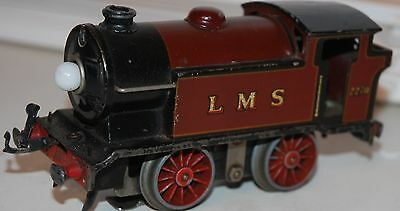 Hornby Series O Gauge Electric M3 In Lms Red Livery.