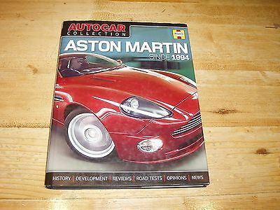 Autocar collection - Aston Martin since 1994. Road Tests & Histories