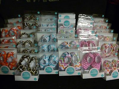 Job Lot Of 36 Pairs  Skinnies Snoozies Baby Shoes Bnwt