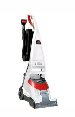 BISSELL Deluxe with HeatWave Technology Carpet Cleaner 32788 New with 5 Yr Warra