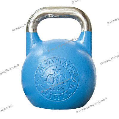 Kettlebell Competition Hollow 32kg  Russian Model
