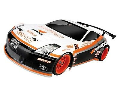 HPI Racing H103886 Nissan 350Z Hankook Karosserie 200mm