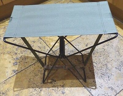 National Trust Folding Travelling Canvas Stool. New in Bag. RRP £45