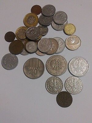 Poland coins from 1923 on