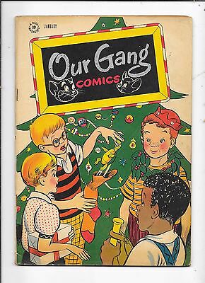 Our Gang Comics #30 Dell Publishing Co. (1947)