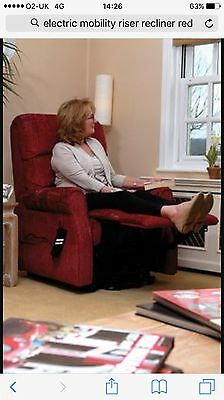 riser recliner fast FREE DELIVERY AND  FITTING