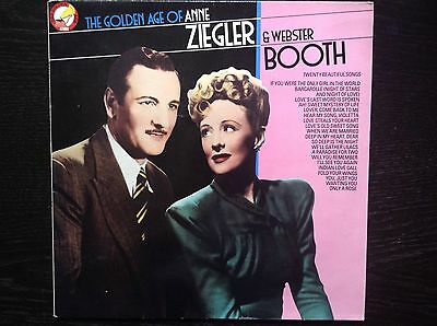 Anne Ziegler And Webster Booth-The Golden Age Of Anne Zeigler and Webster Booth