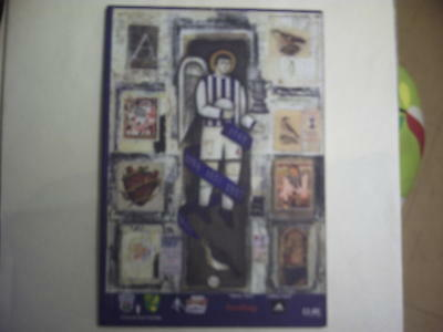 West Bromwich Albion v West Ham United Programme 12.02.11. LOOK.