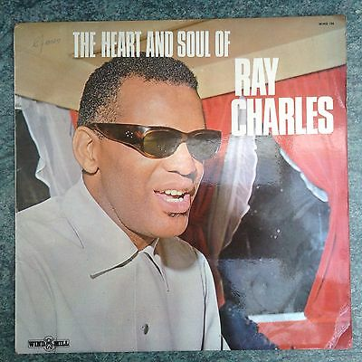 'The Heart and Soul of Ray Charles' Vinyl LP