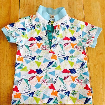 Baby Boy Ted Baker Top