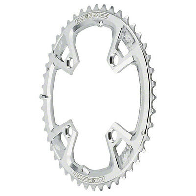 Race Face 9-Speed Race Chainring, 32t x 104mm Silver