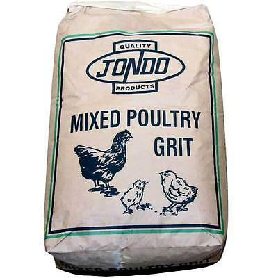 JONDO Mixed Poultry Grit with Oyster Shell 25kg