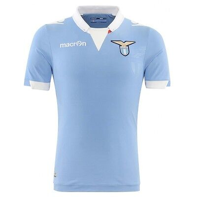 ss LAZIO SHIRT size:LARGE 2014-15 Soccer Jersey maglia camiesta trikot maillot