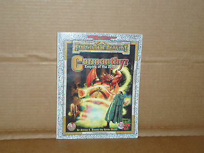 Cormanthyr: Empire of the Elves - 2nd Ed Dungeons and Dragons - TSR Arcane Age