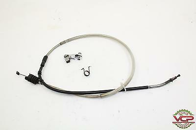 2007 YAMAHA ROAD STAR XV1700A OEM CLUTCH CABLE LINE, linkage, spring