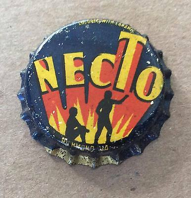 NECTO Soda--Richmond, Virginia-1940's--Soda Bottle Caps !!