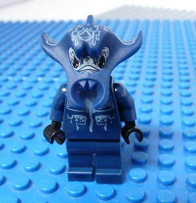 LEGO Minifig Atlantis Manta Warrior x 1PC