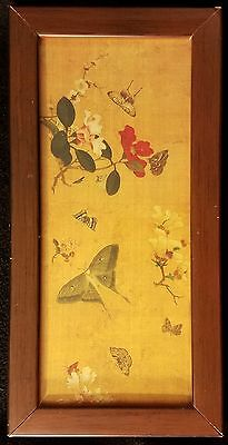 One Hundred Butterflies, Flowers and Insects Reproduction Art by Chen Hongshou
