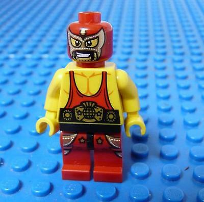 LEGO Minifig The Lego Movie El Macho - No Cape x 1PC