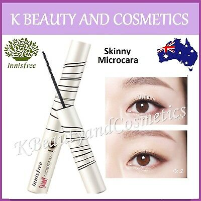 [Innisfree] Skinny Microcara 3.5g Mascara Black Brown Eye Lash