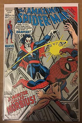 The Amazing Spider-Man #101 ⭐️ 2nd Print ⭐️ VF ⭐️ Marvel Comics