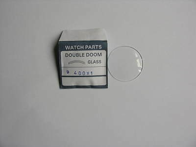 Watch Glass Replacement Domed 35.0mm - 40.0mm