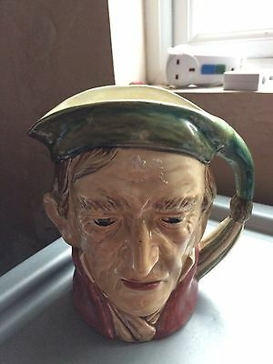 Beswick Ware Scrooge Character Jug - 372- Good condiiton - LARGE ONE