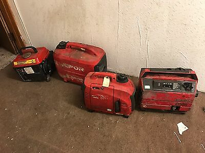 4 Generators For Sale Spare And Repairs Honda / Karpor