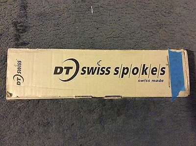 DT SWISS COMPETITION SPOKES  266mm BOX 430