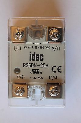 Idec Rssdn-25A Solid State Relay