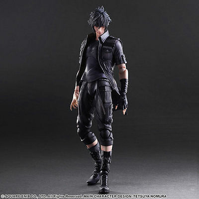 Play Arts Noctis Ffxv Ultimate Collector